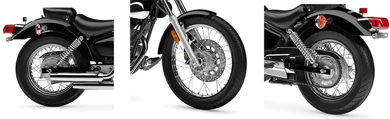 Yamaha 2021 V Star 250 Sports Heritage Motorcycle Specs