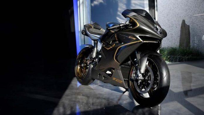 2019 MV Agusta F4 Claudio Powerful Sports Motorcycle