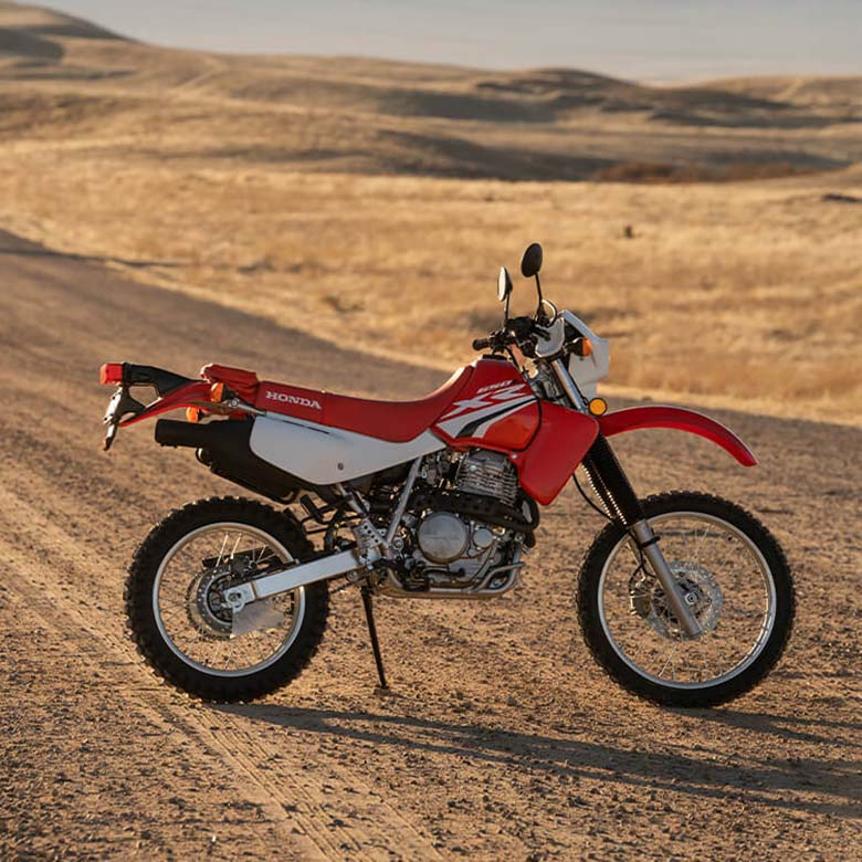 2020 Honda XR650L Adventure Bike