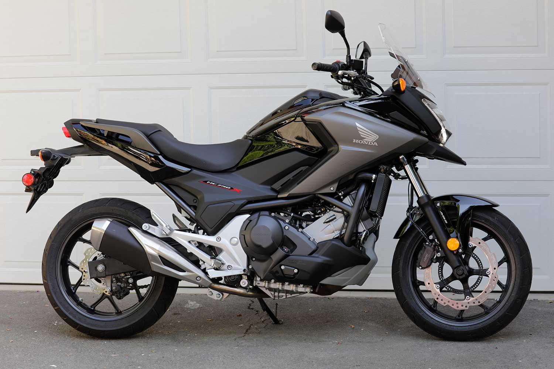 2020 NC750X DCT ABS Honda Adventure Motorcycle