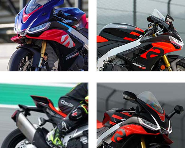 2021 Aprilia RSV4 Factory Powerful Sports Bike Specs