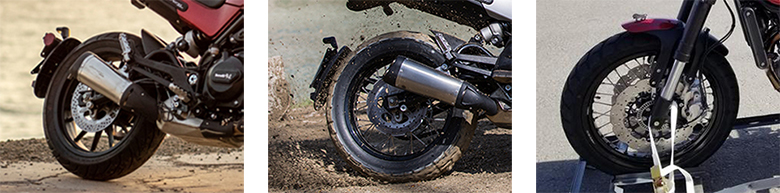 2021 Benelli Leoncino Trail 125 Motorcycle Specs