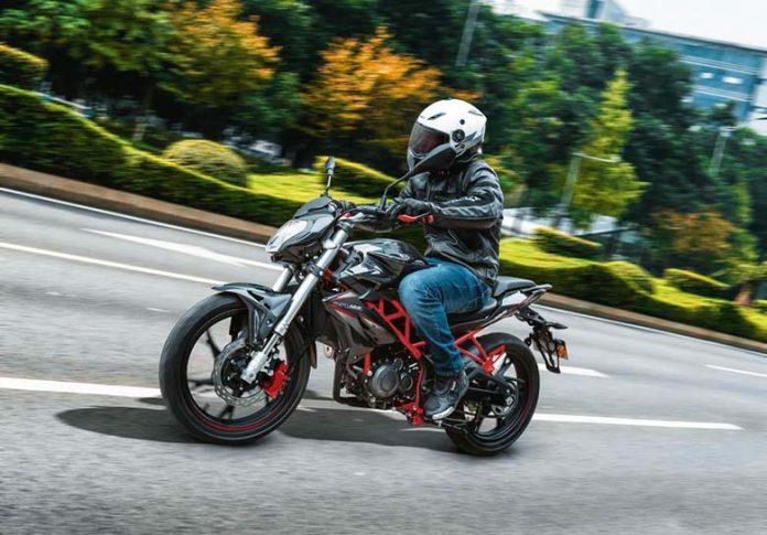 2021 Benelli Tornado Naked T 125 Bike