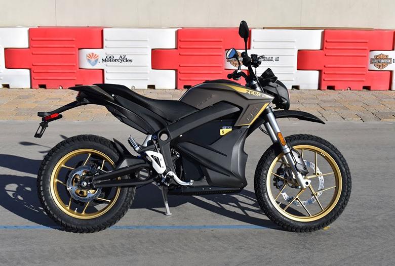2021 DSR Zero Electric Bike