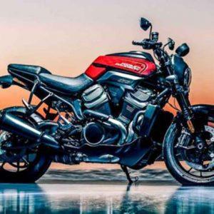 2021 Harley-Davidson Bronx 975 Street Fighter Bike