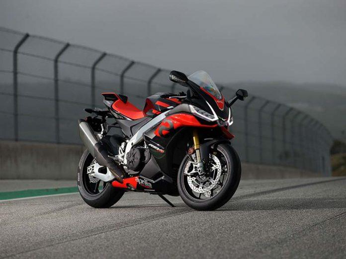 Aprilia 2021 RSV4 Sports Bike