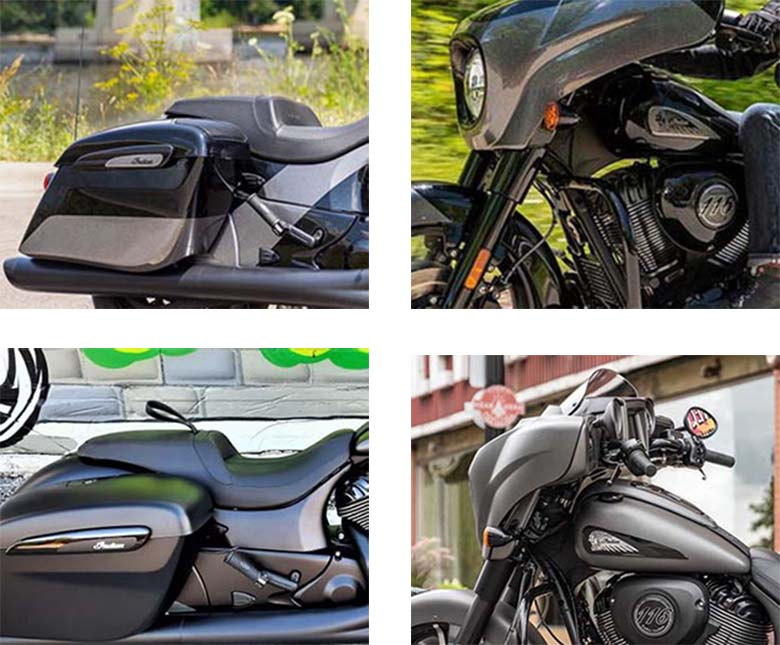 Chieftain Limited 2021 Indian Bagger Specs