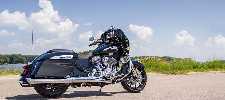Chieftain Limited 2021 Indian Bagger