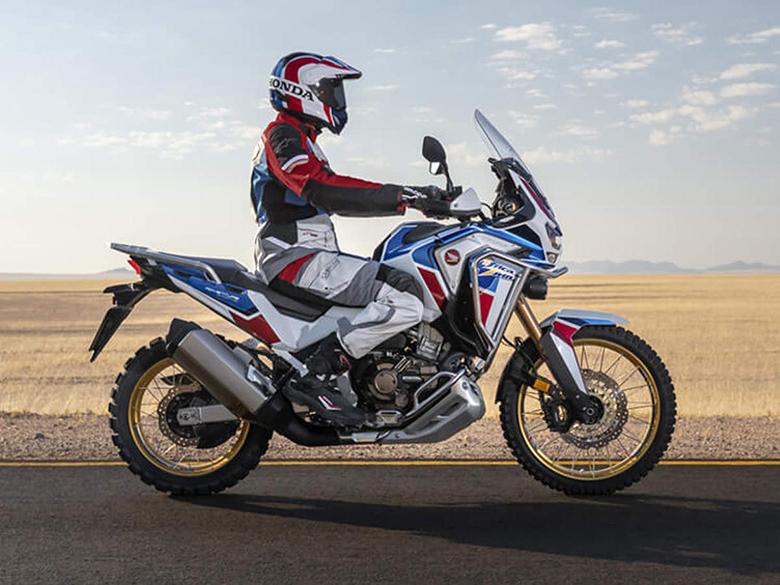 Honda 2020 Africa Twin Adventure Motorcycle