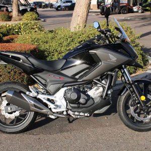 Honda 2020 NC750X Adventure Motorcycle