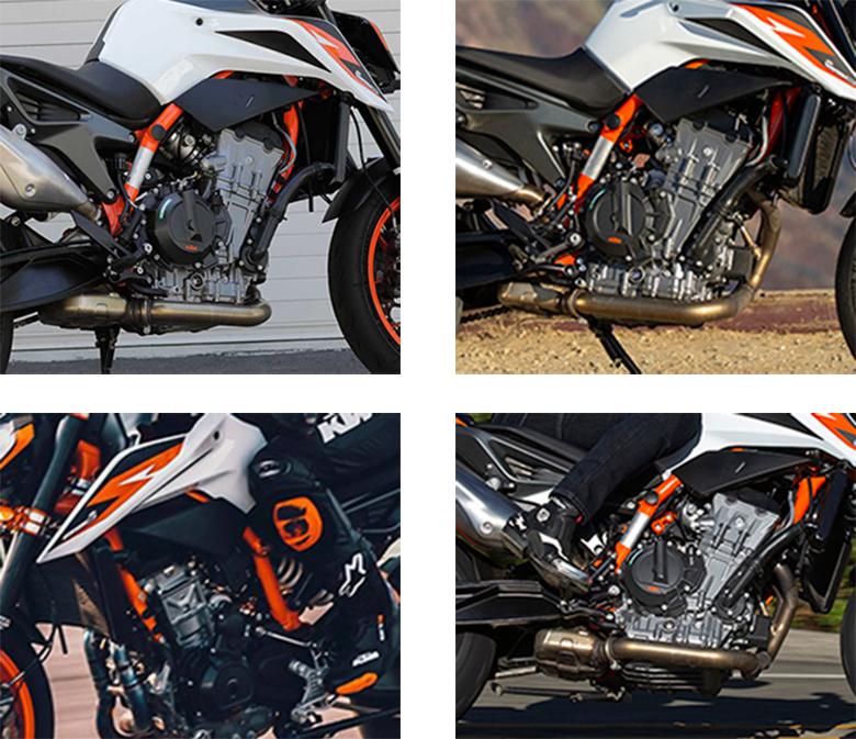 KTM 2020 890 Duke R Naked Bike Specs