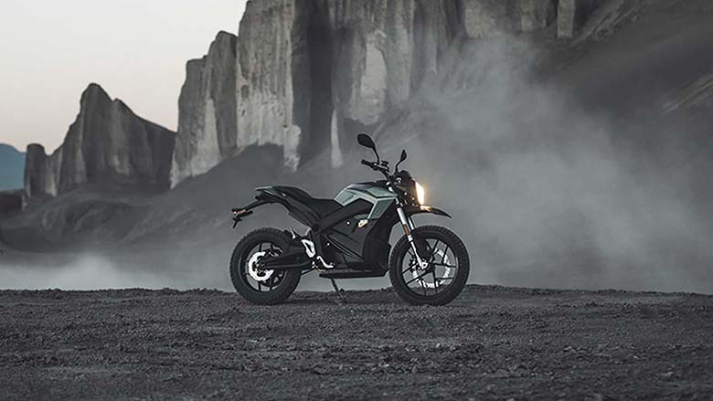 Zero 2021 DS Electric Dual Sports Bike