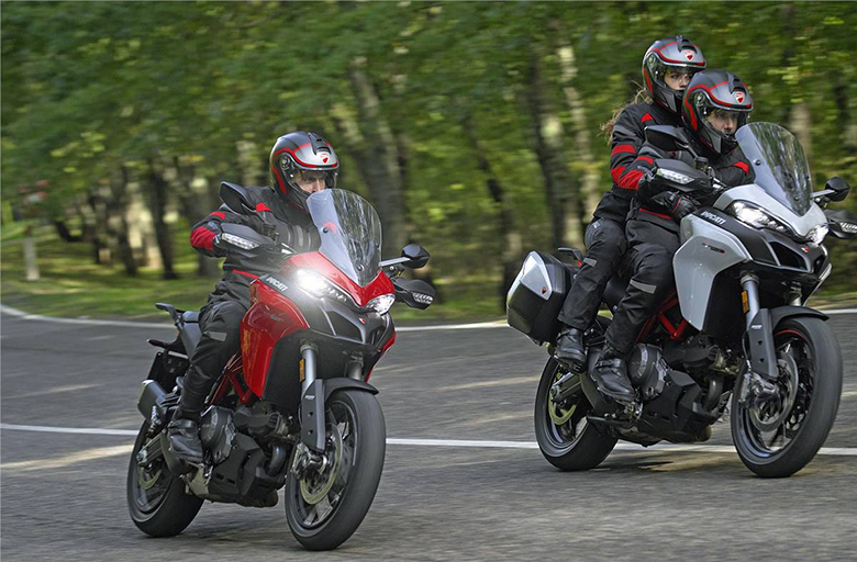 2019 Ducati Multistrada 950S Spoked Wheels