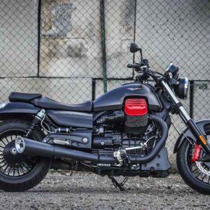 2020 Moto Guzzi Audace Carbon Custom Motorcycle