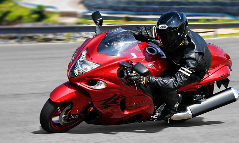 2020 Suzuki Hayabusa Sports Bike