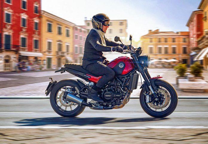 2021 Benelli Leoncino 500 Naked Motorcycle