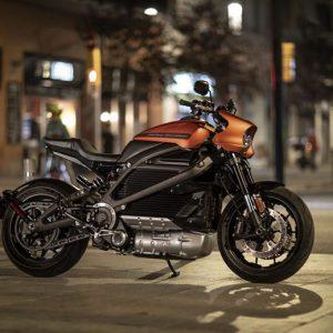 2021 LiveWire Harley-Davidson Electric Bike
