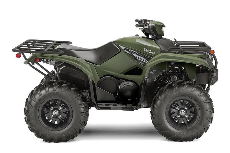 2021 Yamaha Kodiak 700 EPS Utility ATV