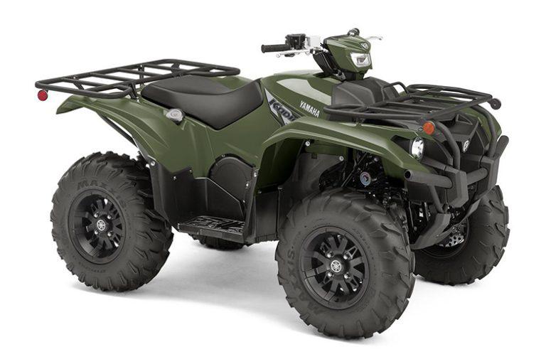 2021 Yamaha Kodiak 700 EPS Utility ATV Review Specs Price