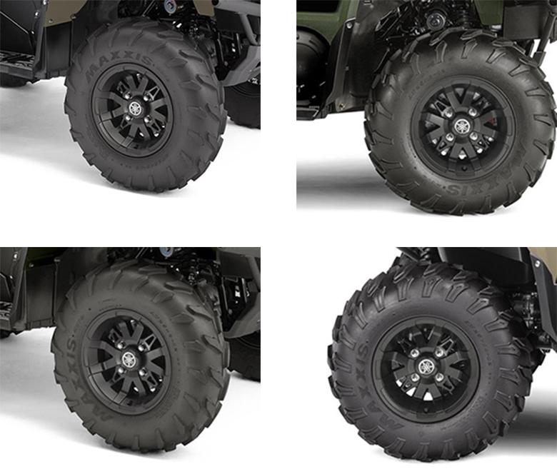 2021 Yamaha Kodiak 700 EPS Utility ATV Specs
