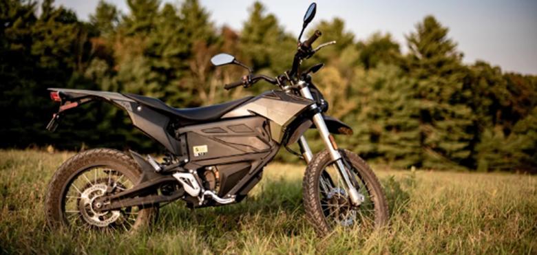2021 Zero FX Electric Bike