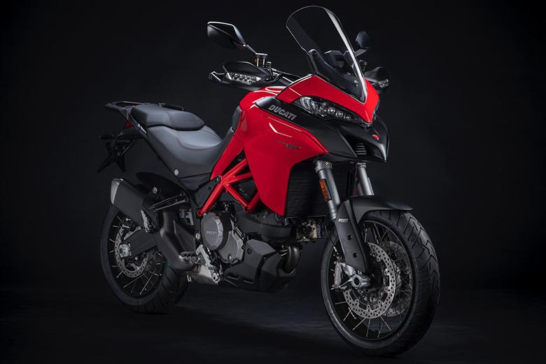 Ducati 2019 Multistrada 950 S Adventure Motorcycle