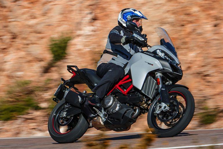 Ducati 2019 Multistrada 950 S Adventure Motorcycle Review