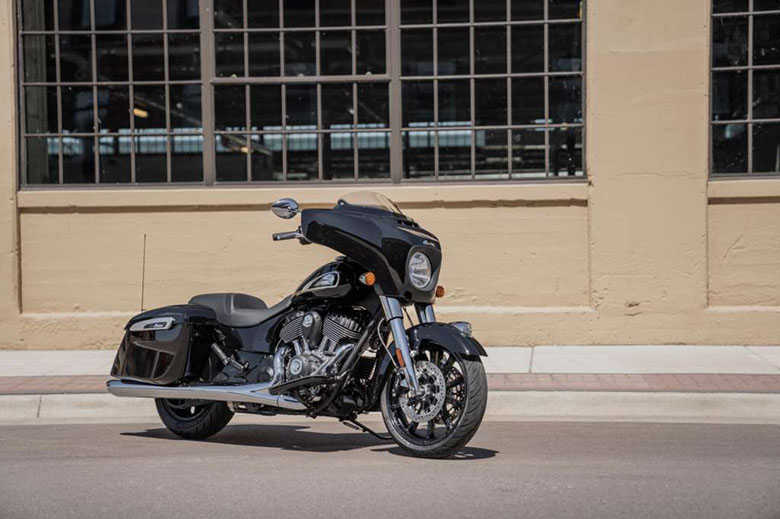 Indian 2021 Chieftain Bagger