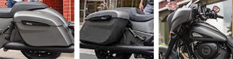 Indian 2021 Chieftain Dark Horse Bagger Specs