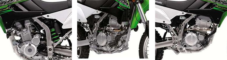 KLX250S 2019 Kawasaki Dual Purpose Bike Specs