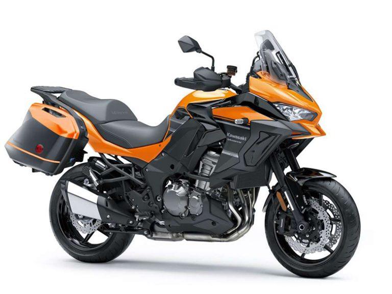 Kawasaki 2019 Versys 1000 ABS LT Sports Tourer Review Specs