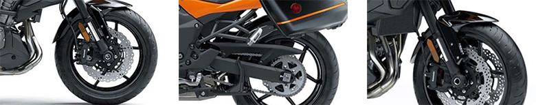Kawasaki 2019 Versys 1000 ABS LT Sports Tourer Specs