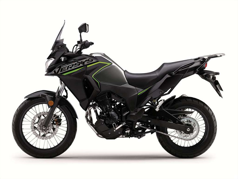 Kawasaki 2019 Versys-X 300 ABS Sports Touring Motorcycle