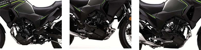 Kawasaki 2019 Versys-X 300 ABS Sports Touring Motorcycle Specs