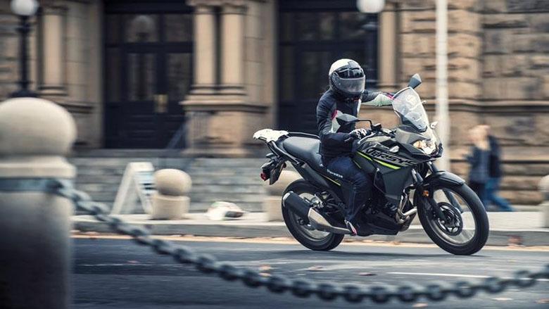 Kawasaki 2019 Versys-X 300 Supersports Touring Bike