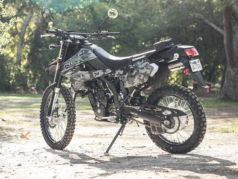 Kawasaki KLX250S Camo 2019 Dual Purpose Bike
