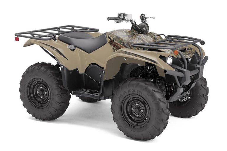 Kodiak 700 2021 Yamaha Utility ATV Review Specs Price