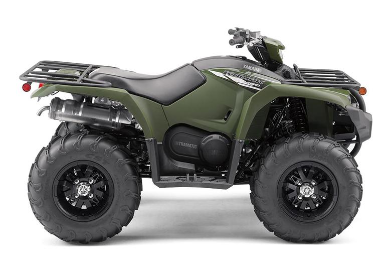 Yamaha 2021 Kodiak 450 EPS Utility Quad Bike