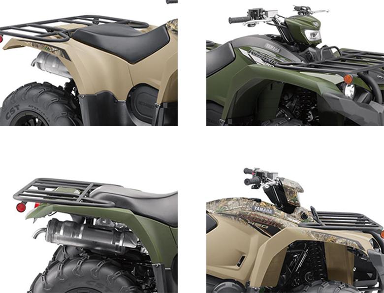 Yamaha 2021 Kodiak 450 EPS Utility Quad Bike Specs
