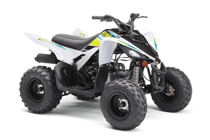 Yamaha 2021 Raptor 90 Sports Quad Bike