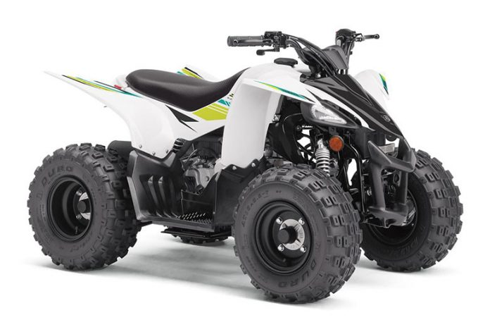 Yamaha 2021 YFZ50 Sports ATV