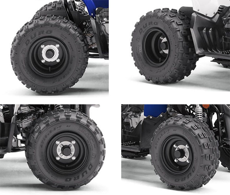 Yamaha 2021 YFZ50 Sports ATV Specs
